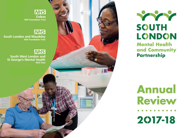 SLP Mental Health Publications SLP Annual Review 2017-18
